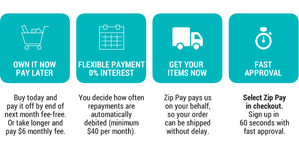 Zip Pay More Info